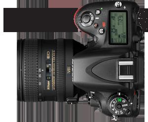 Porovnání zrkadlovek od Nikonu, proti sobě D7100 a D600 full frame kousek